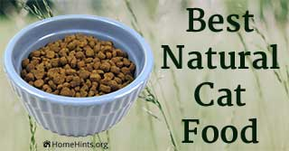 Best Natural Cat Food – Healthiest Dry & Wet Brands